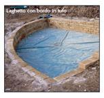 Telo per laghetto in pvc stabilizzato uv spessore mm0 5 for Teli per laghi artificiali prezzi