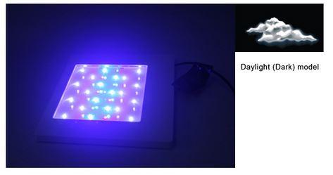 zetlight nano led zn series for nano marine planted tank. Black Bedroom Furniture Sets. Home Design Ideas